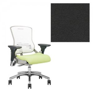 Office Master OM5 Black Frame Ergonomic Modern Stylish Office Chair