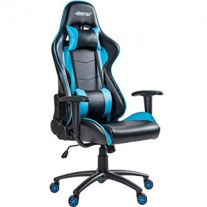 Merax (Blue) Gaming Racing Style High Back