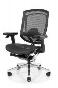 NeueChair Silver | Ergonomic Office Computer Chair