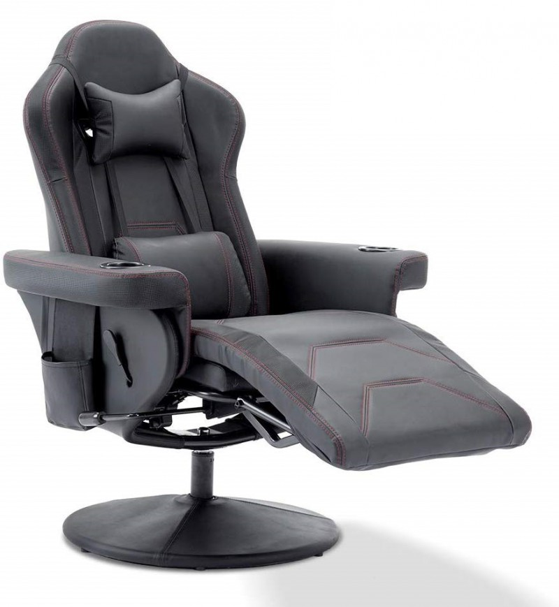 50lb Ergonomic Racing High Back Swivel Desk Video Gaming Chair