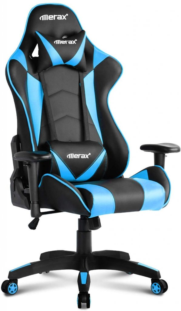 Merax High Back Racing Style Gaming Adjustable Swivel Office Chair